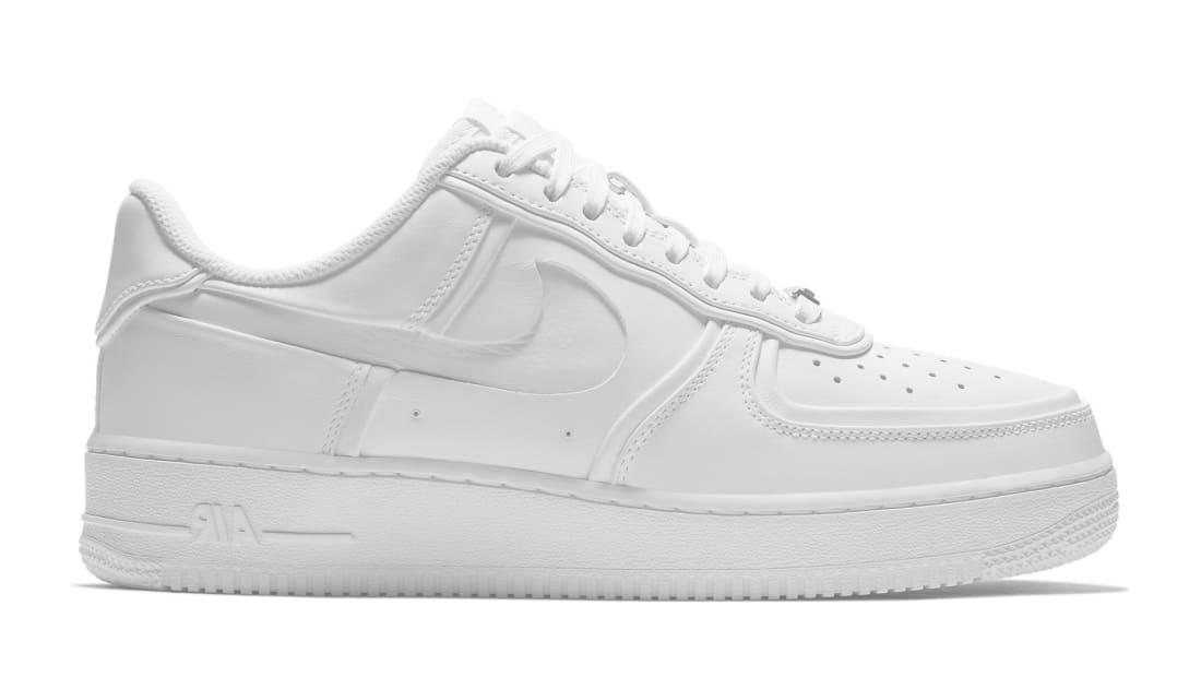d4c442e43c858 John Elliott x Nike Air Force 1 Low White/White | Nike | Sole Collector