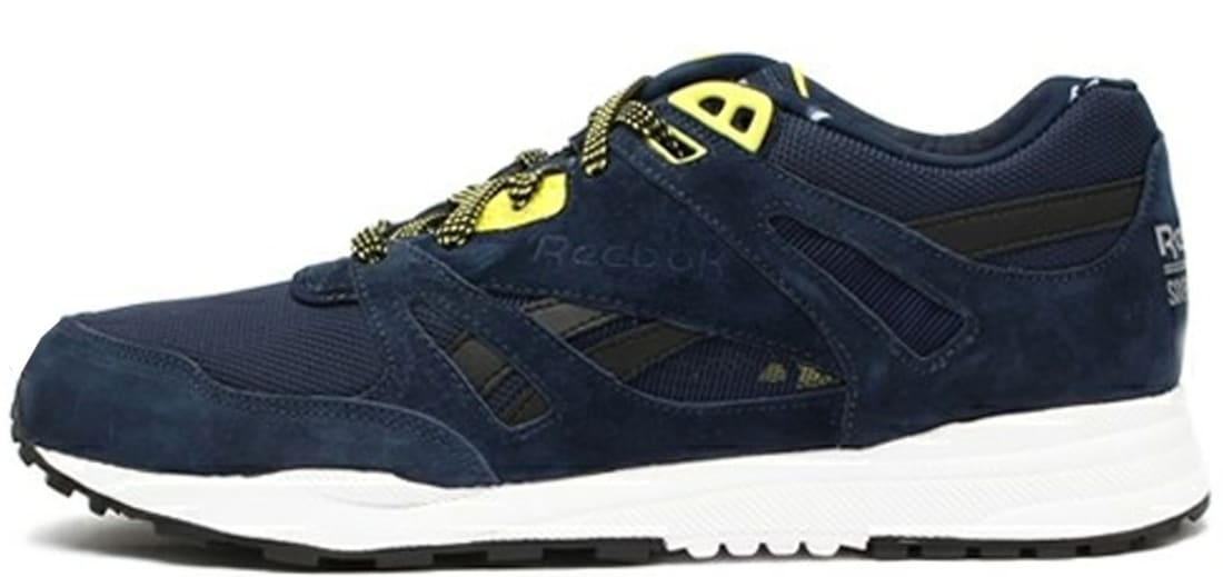 Reebok Ventilator Athletic Collegiate Navy/White-Black-Yellow