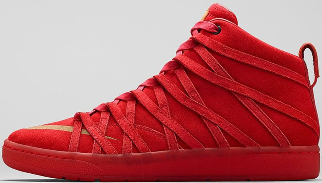 Nike KD VII NSW Lifestyle Challenge Red/Challenge Red-Peach Cream-Black