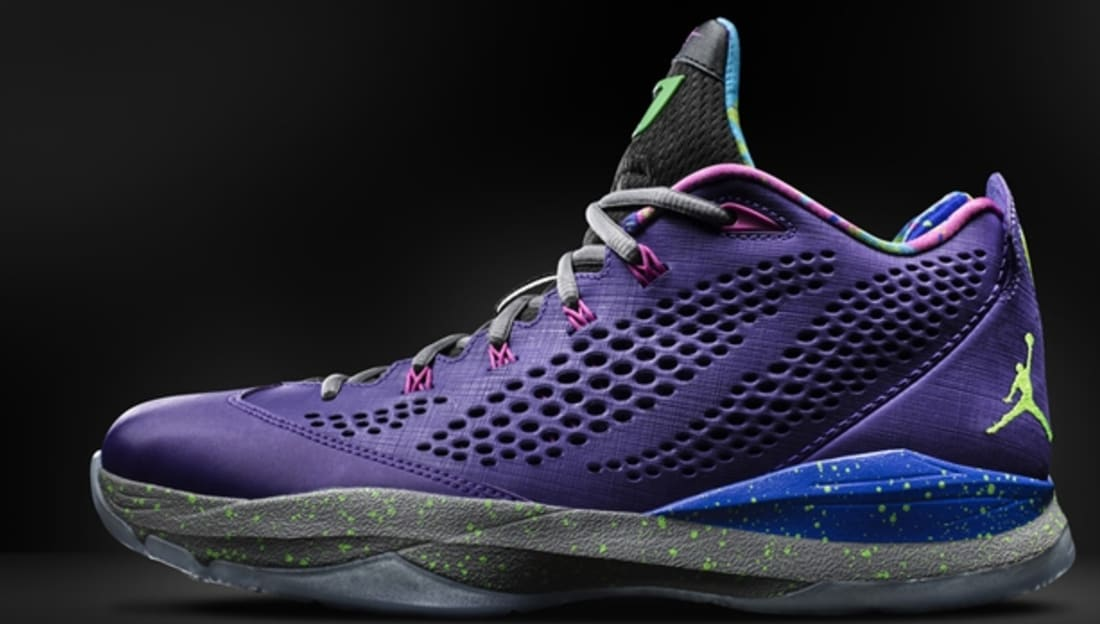 Jordan CP3.VII Court Purple Flash Lime-Cool Grey-Game Royal  4dfd5e7bc