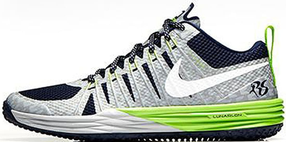 Nike Lunar TR1 College Navy/Whtie-Action Green-Wolf Grey