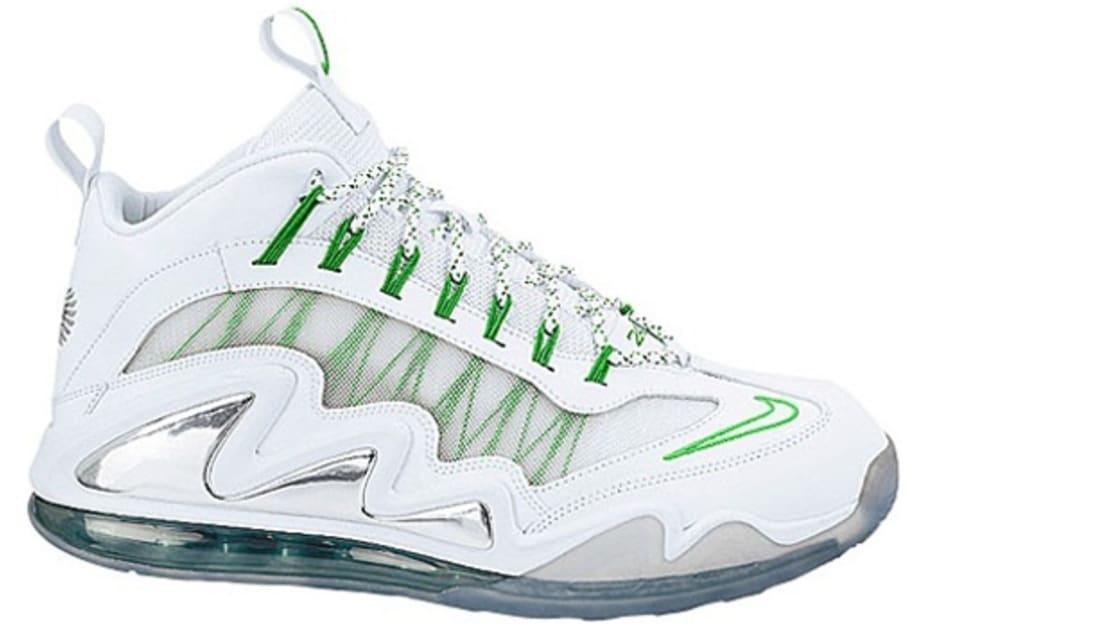 factory price 94f43 0d810 Nike Air Max 360 Diamond Griffey White White-Metallic Silver-Apple Green