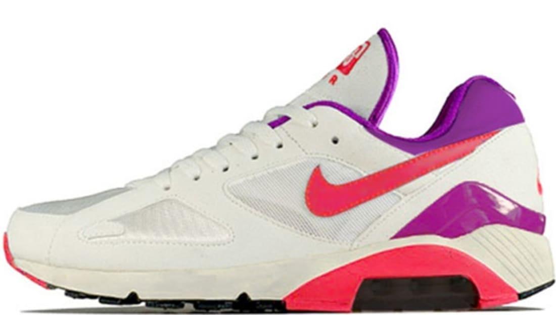 Nike Air Max 180 QS Summit White/Laser Crimson