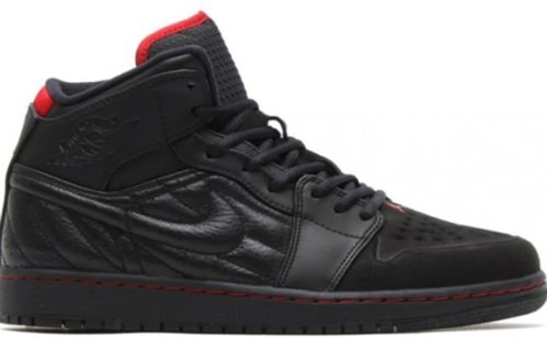 Air Jordan 1 Retro '99 Black/Gym Red-Black