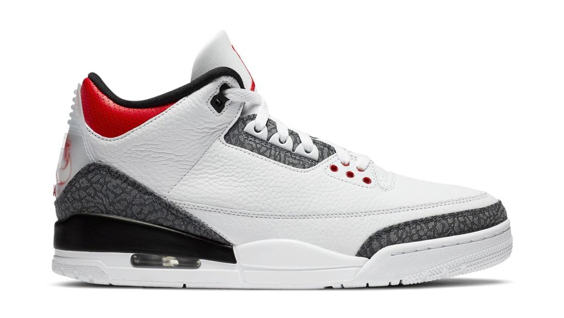 Air Jordan 3 Retro SE-T CO.JP White