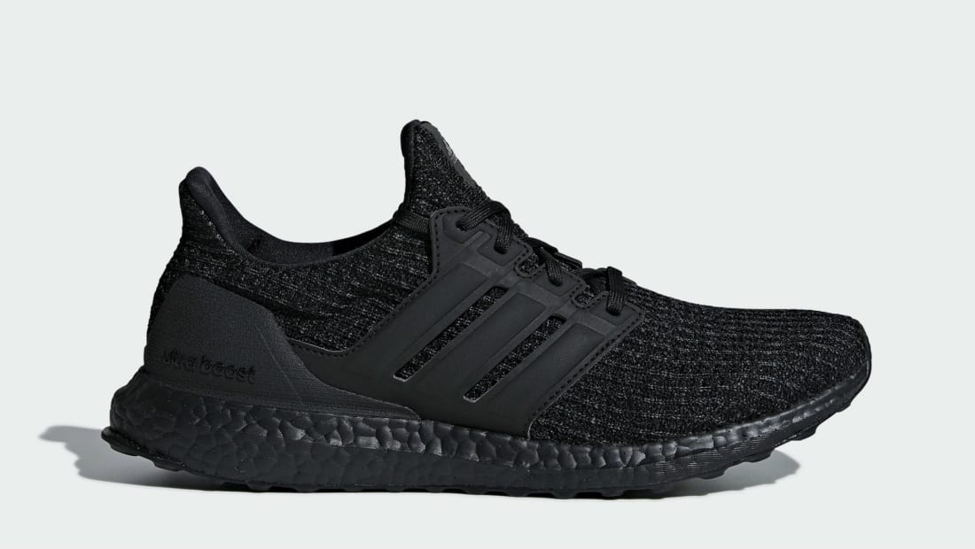 2f1cd5ba4 Adidas Ultra Boost 4.0 Core Black Core Black Active Red