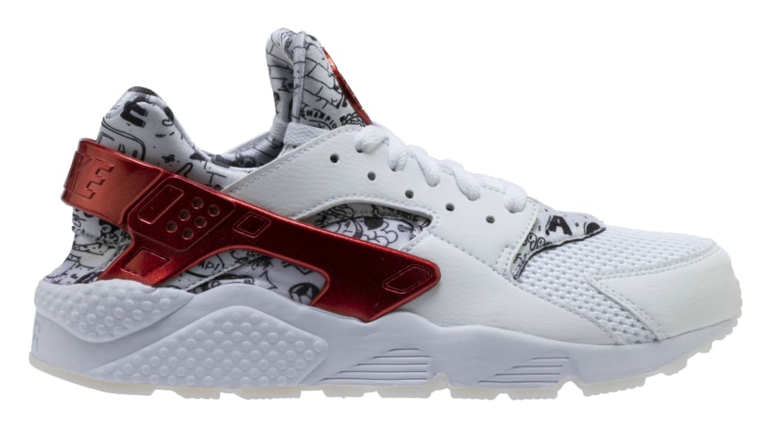Shoe Palace x Nike Air Huarache