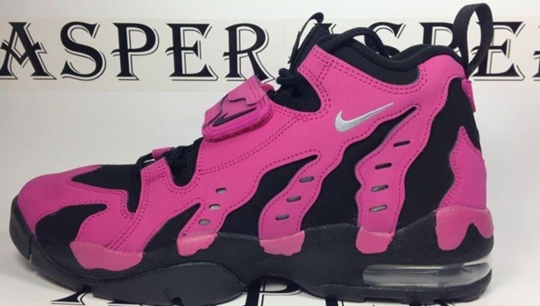 Nike · Nike Deion · Nike Air DT Max 96. Nike Air DT Max  96 Vivid Pink Metallic  Silver-Black 77c3bf99ee