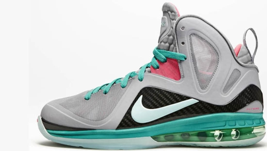 Nike LeBron 9 PS Elite South Beach