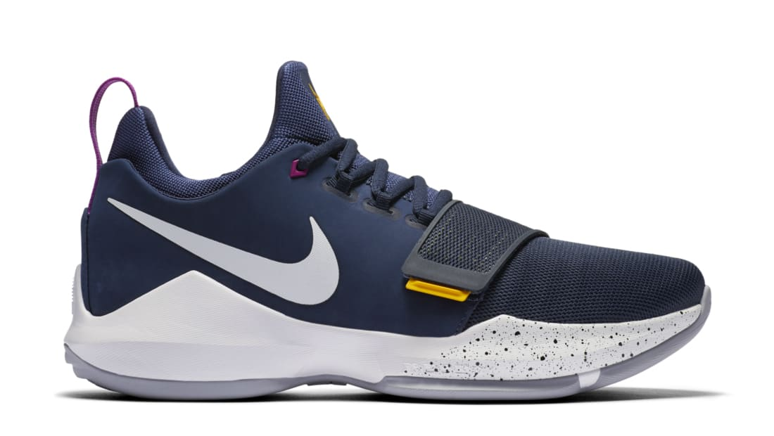 4a5db1a49ca6 Nike PG 1. Introduced In. 2017