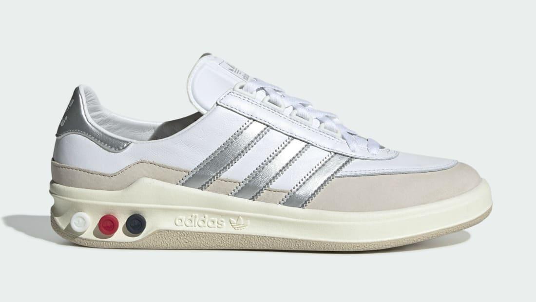 Adidas GLXY Spzl Cloud White/Silver Metallic/Off White