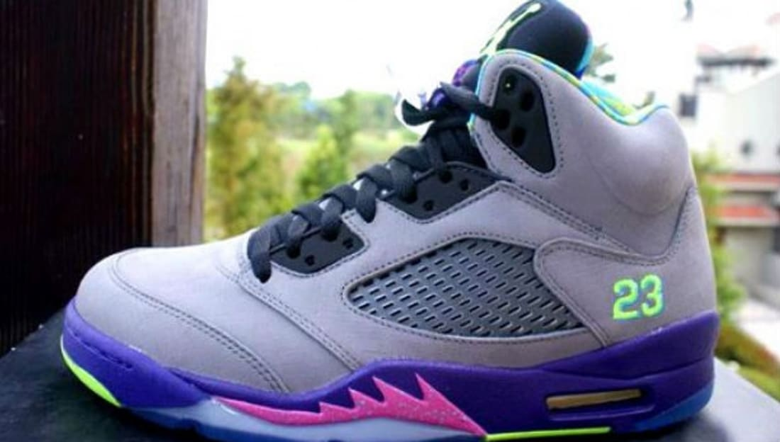 reputable site ae7e2 3bc87 Air Jordan 5 Retro Bel-Air | Jordan | Sole Collector