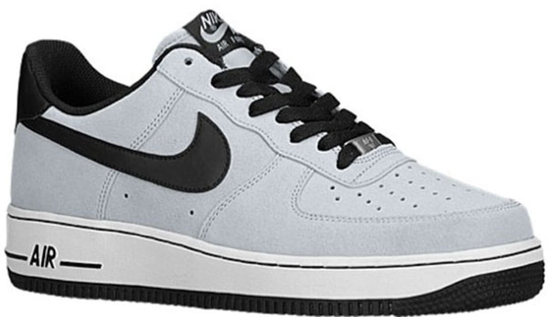540270d50 Nike Air Force 1 Low Wolf Grey/Black-White | Nike | Sole Collector