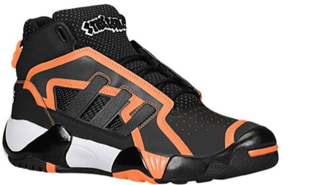 adidas Originals Streetball 2 Black/Orange-White