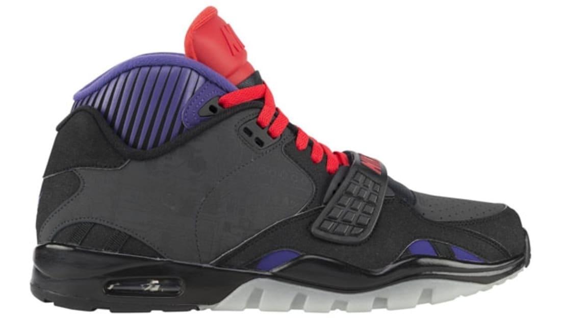 Nike Air Trainer SC II Premium QS Anthracite/Black-Challenge Red-Court Purple