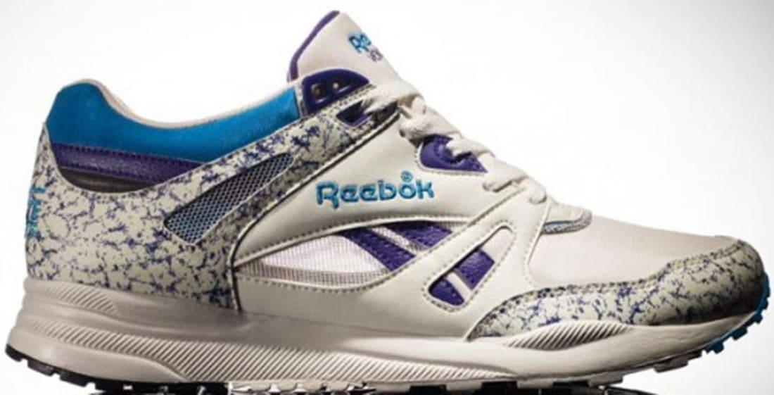 Reebok Ventilator Vintage OG White/Snowy Grey-Team Purple