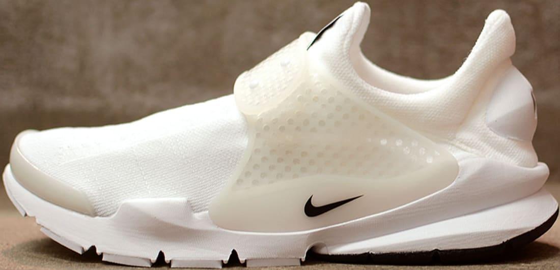 Nike Sock Dart SP White/White
