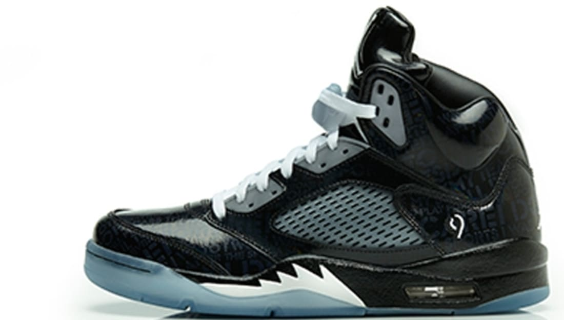 Isaac's Air Jordan 5 Retro DB Doernbecher