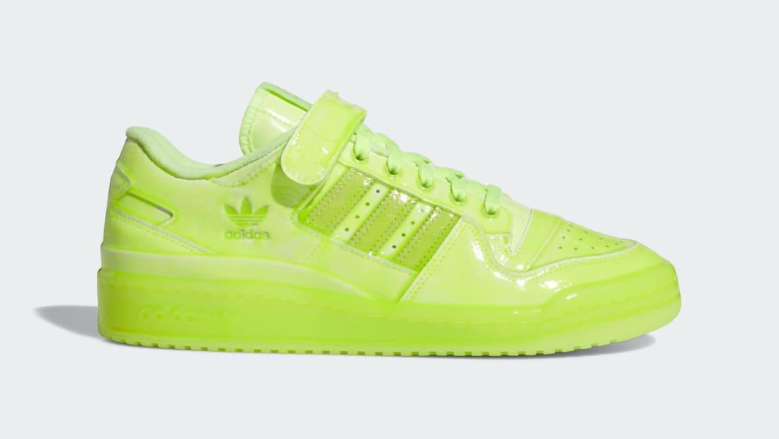 Jeremy Scott x Adidas Forum Low