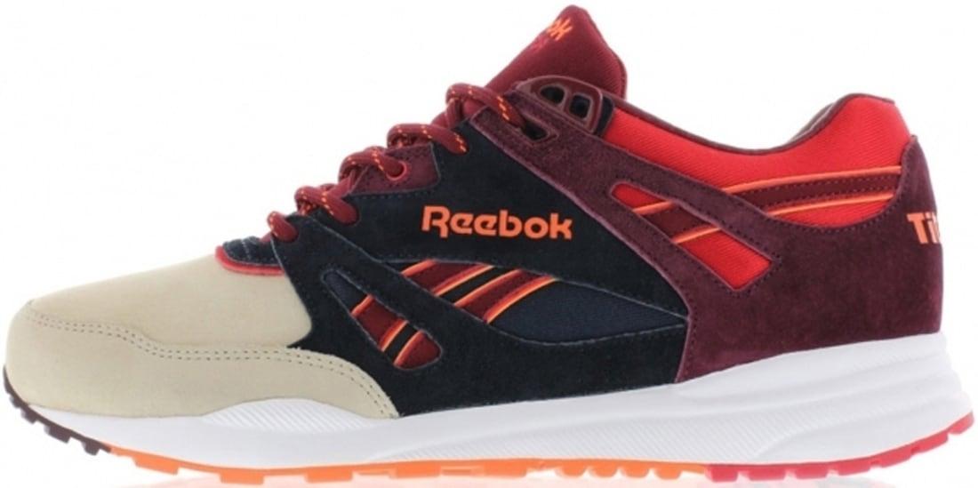 Reebok Ventilator Stucco/Navy-Red Rush