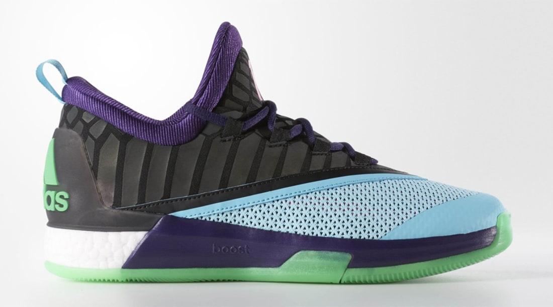 buy online a4f5d b3273 Adidas · adidas Basketball · adidas Crazylight Boost 2.5. adidas Crazylight  Boost 2.5 Dark PurpleShock Pink-Black
