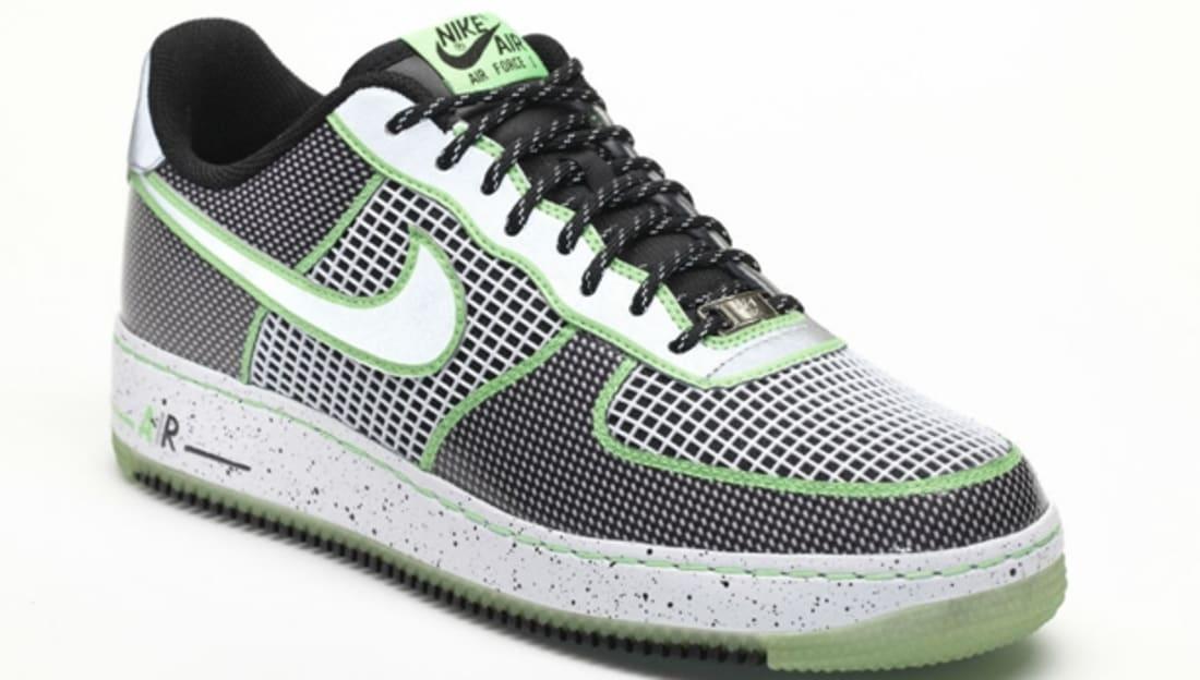 Chad's Nike Air Force 1 Low Supreme I/O DB Doernbecher | Nike ...