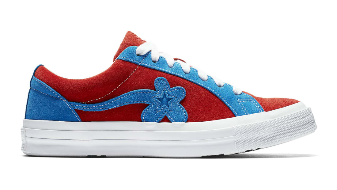 Golf Le Fleur X Converse One Star Converse Sole Collector