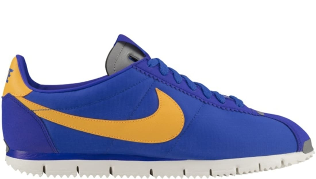 new styles 742e1 097ac Nike Cortez NM QS Italy Blue University Gold-Metallic Silver