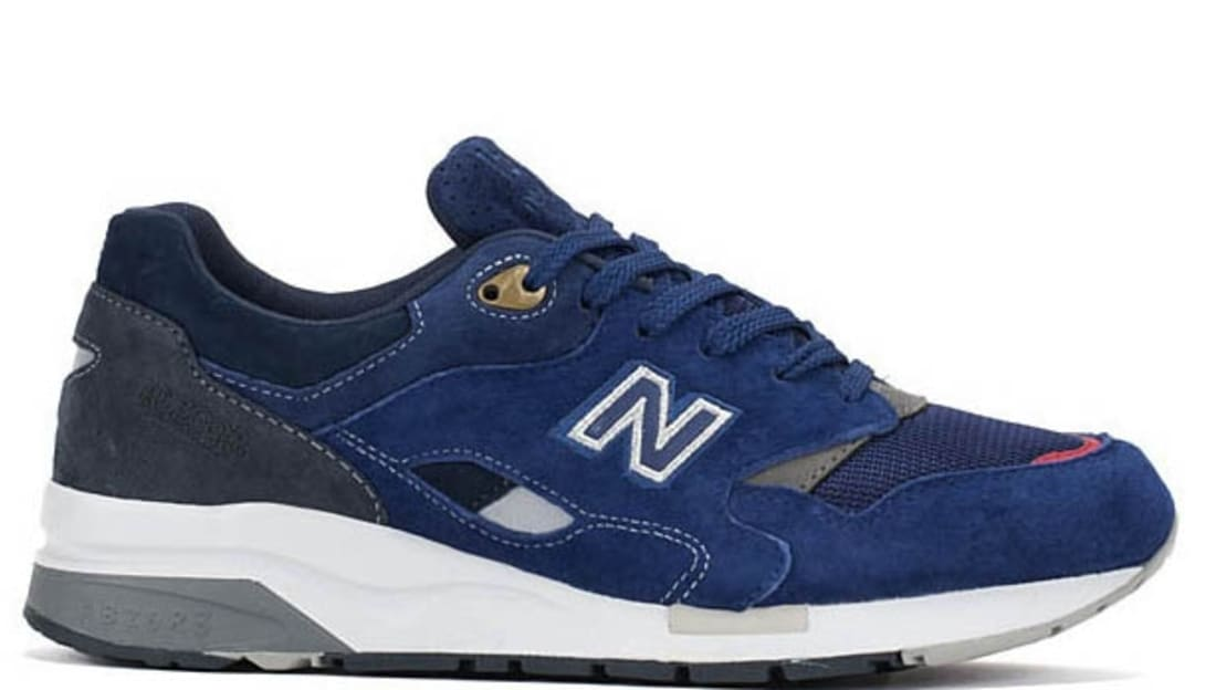New Balance 1600 Navy/Grey
