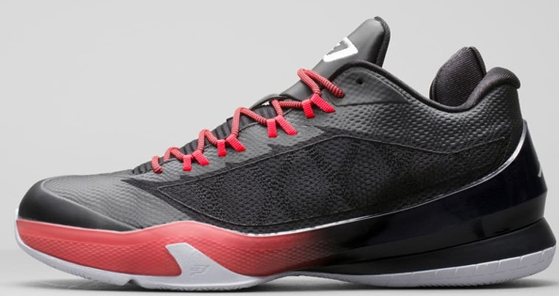Jordan CP3.VIII Black/Infrared 23-White