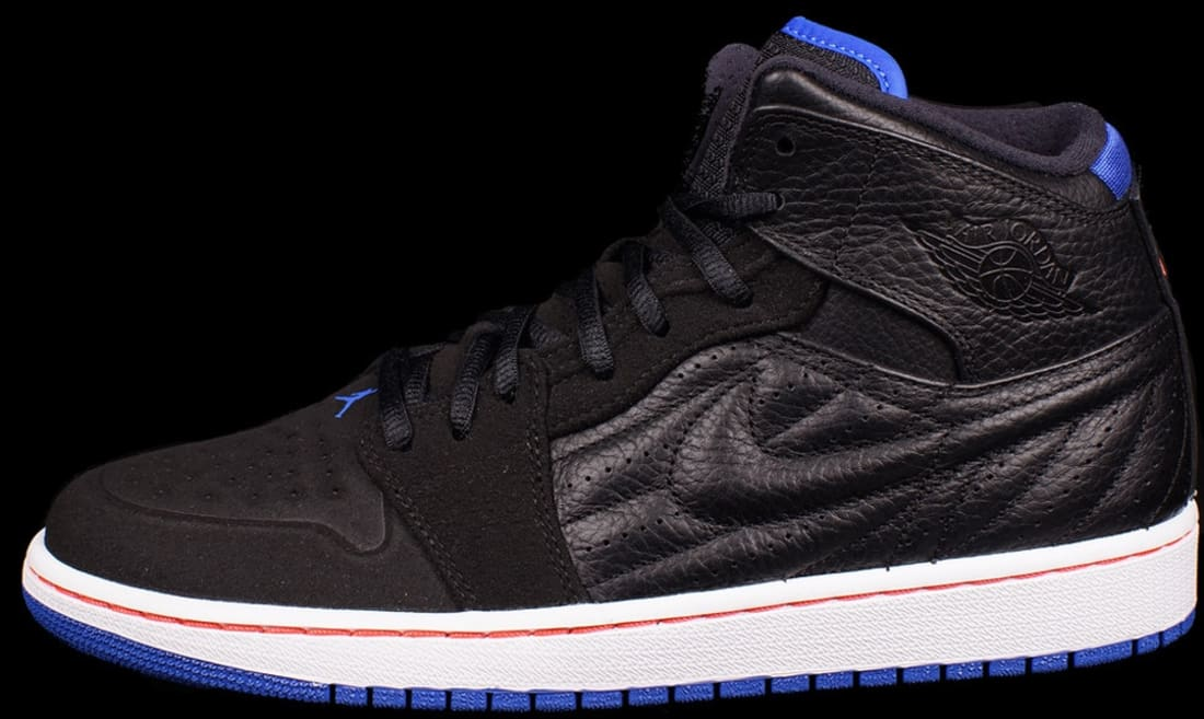 Air Jordan 1 Retro '99 Black/Sport Blue-Infrared