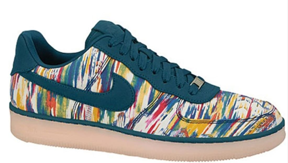 Nike Air Force 1 Downtown Low Midnight Turquosie/Midnight Turquoise