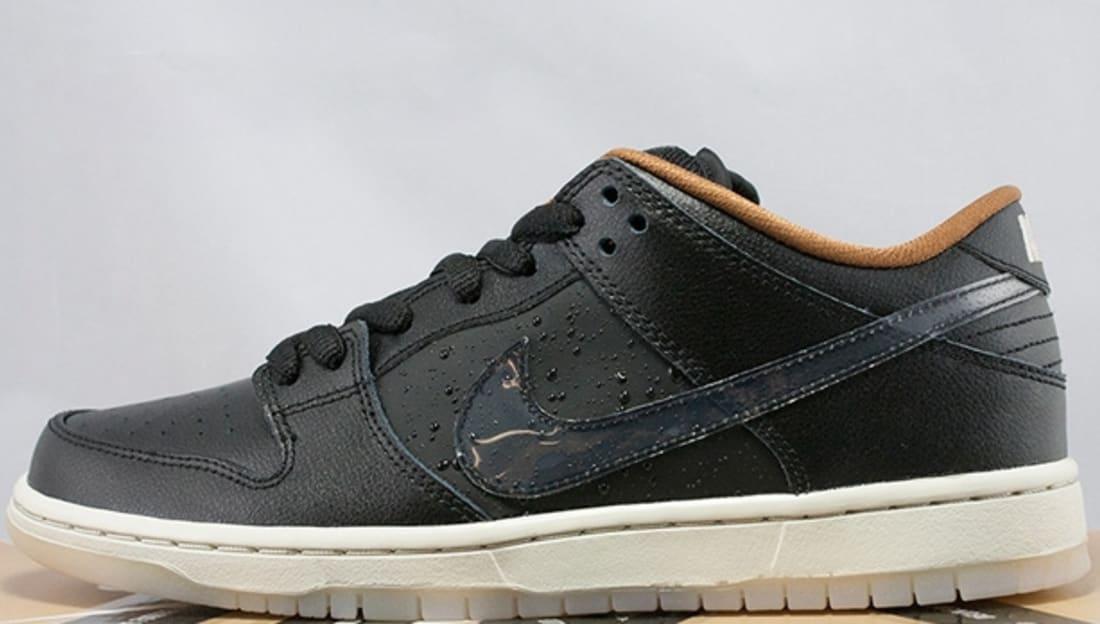 Nike Dunk Low Premium SB Black Rain