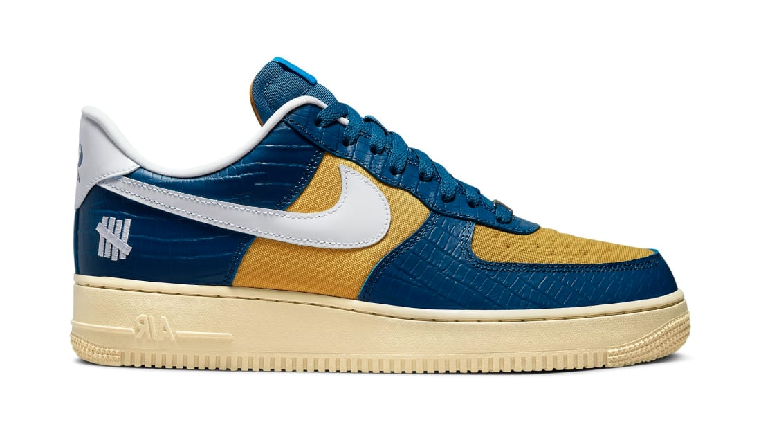 Undefeated x Nike Air Force 1 Low