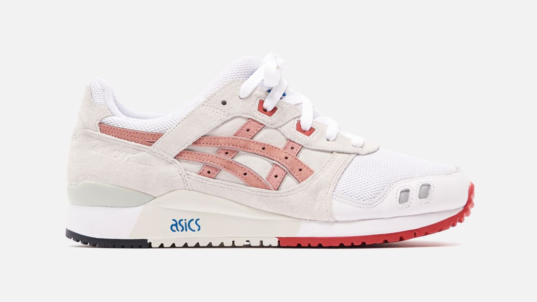 Ronnie Fieg x Asics Gel-Lyte 3 (Yoshino Rose)