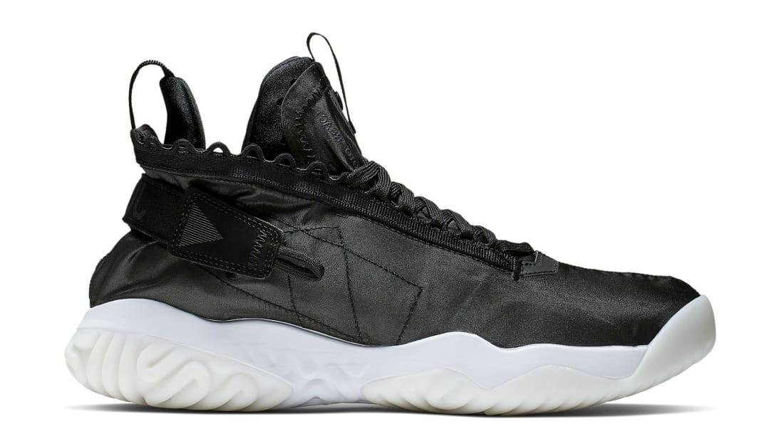 Jordan Proto-React Black/White