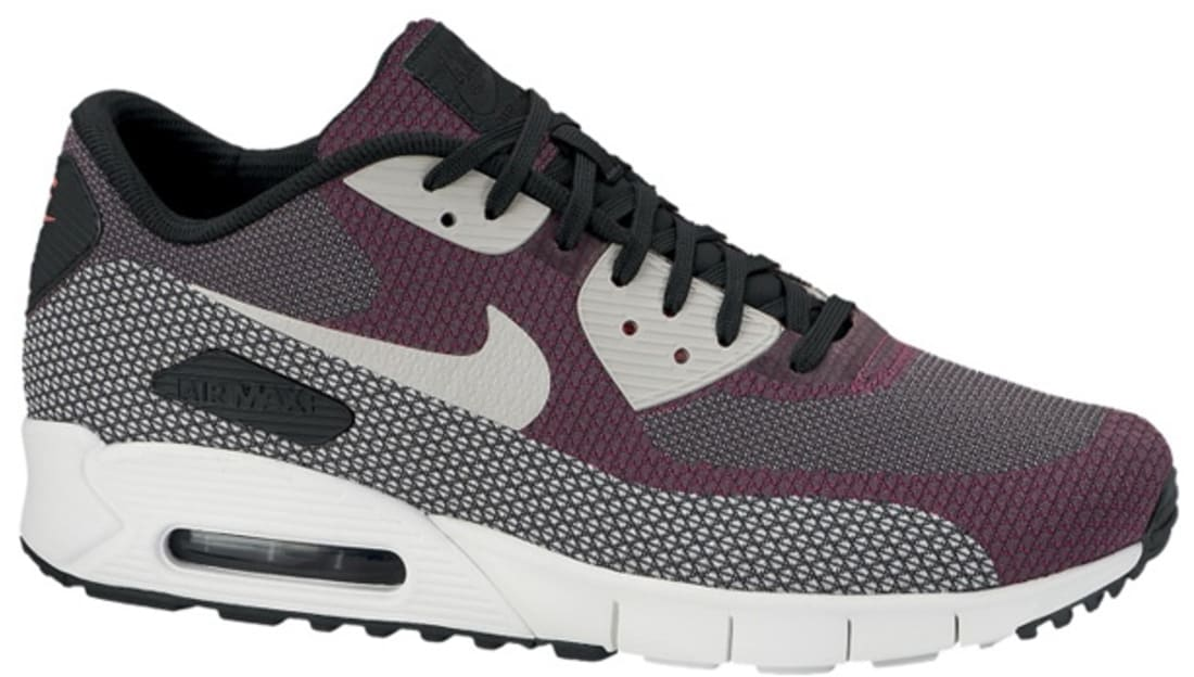 Nike Air Max '90 JCRD Black/Medium Base Grey-Anthracite-Bright Magenta