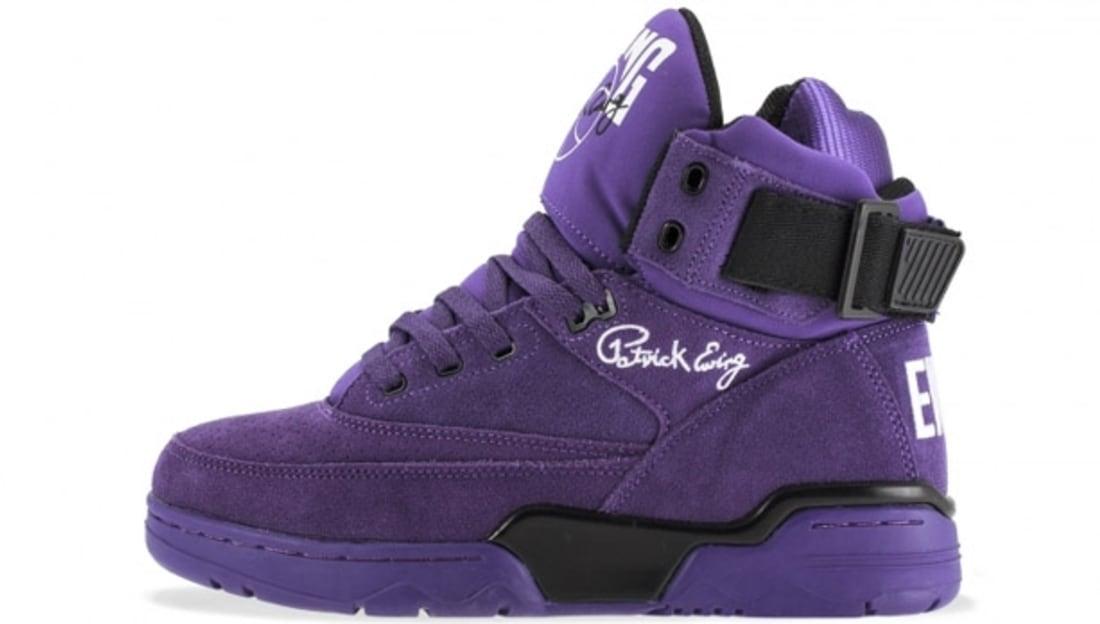 Ewing Athletics Ewing 33 Hi Parachute Purple/Black
