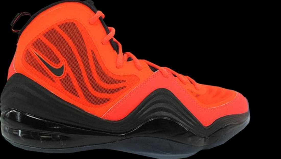 Nike Air Penny 5 Crimson