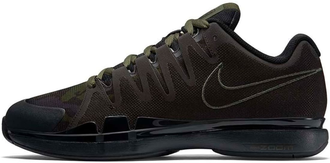 Nike Zoom Vapor 9.5 Tour Safari Camo Black/Carbon Green