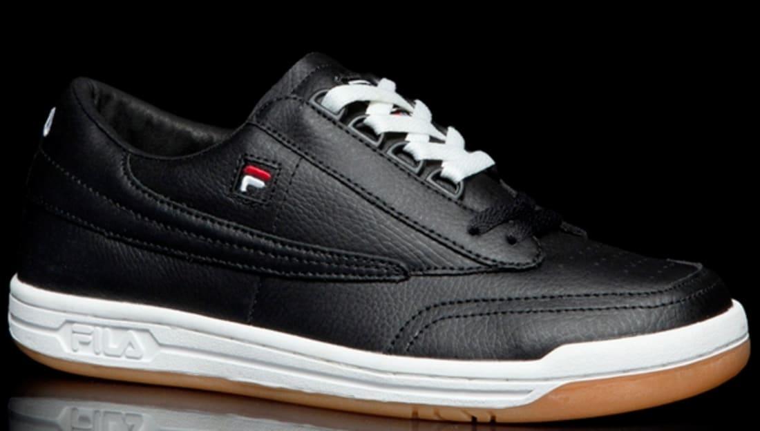 Fila Original Tennis Black/White-Gum