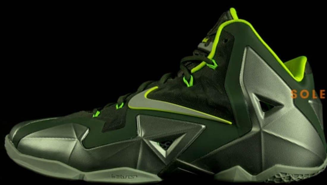 sports shoes 5faf0 7595d Nike · Nike LeBron · Nike LeBron 11 (XI). Nike LeBron 11 Mica Green Sea  Spray-Dark ...