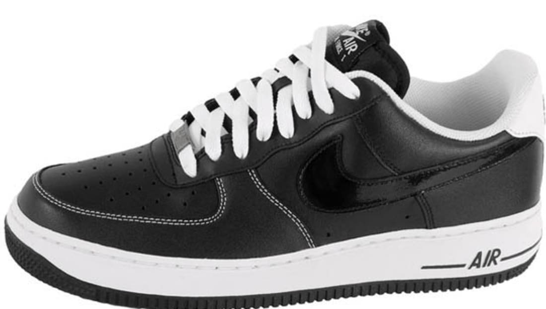 Nike Air Force 1 Low Black/Black-White
