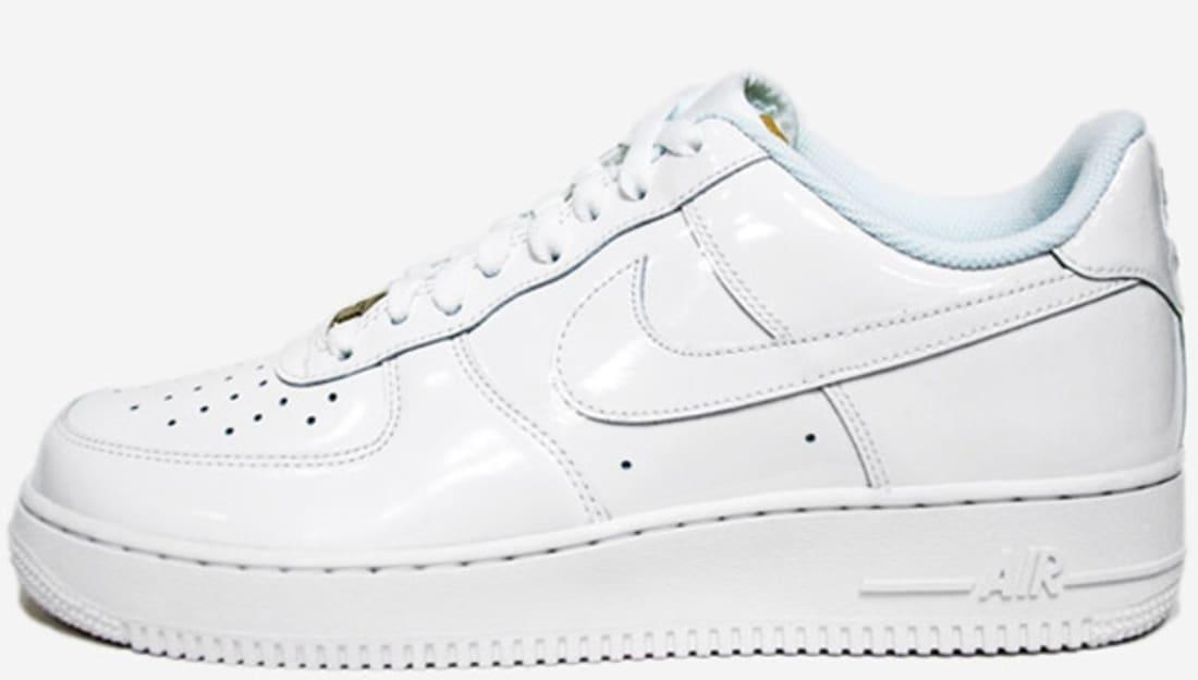 Nike Air Force 1 Low White/White-White