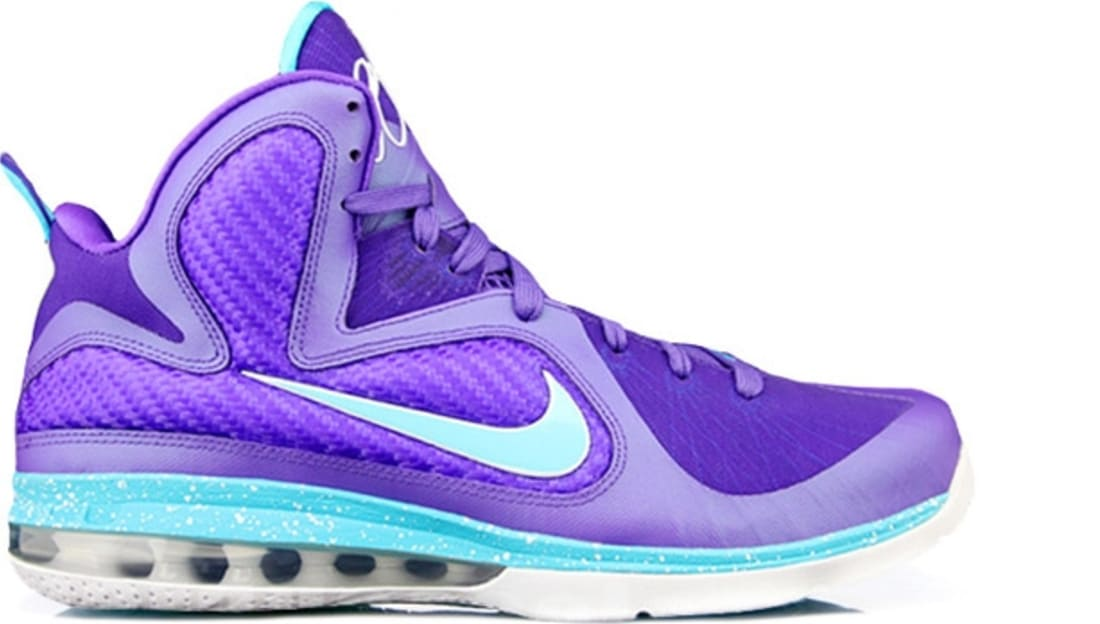 1d838d30060d Nike LeBron 9 Summit Lake Hornets