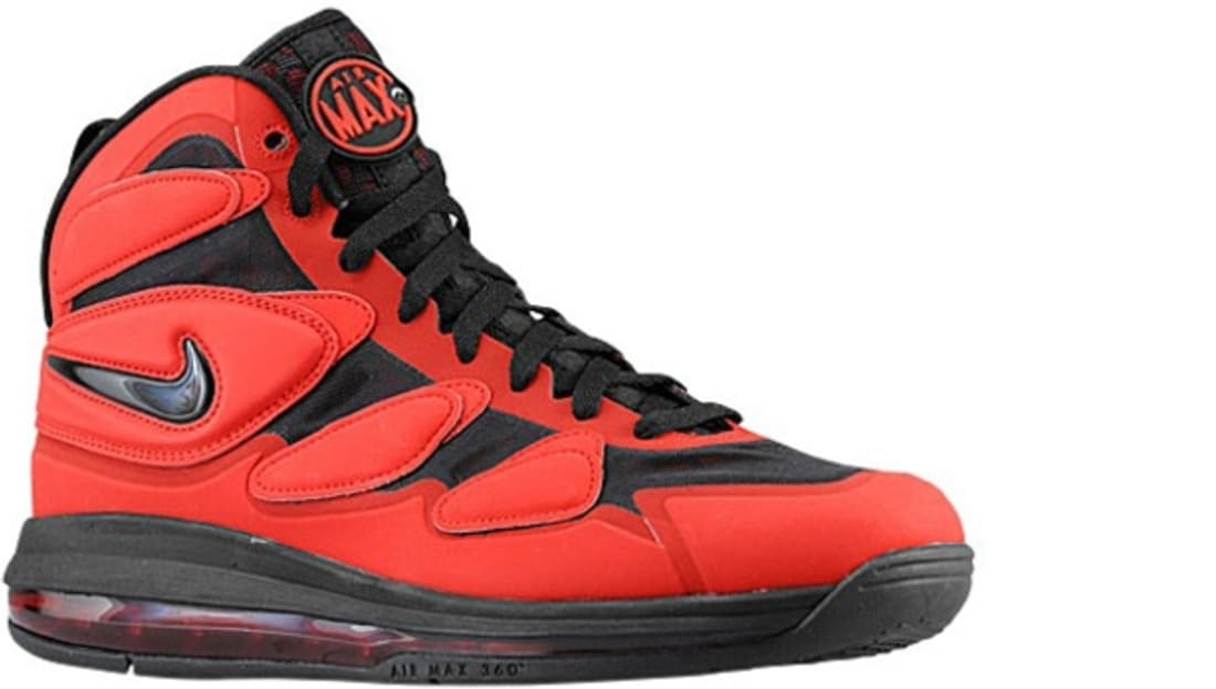 201971aff3a1 Nike · Nike Basketball · Nike Air Max Square Uptempo. Nike Air Max SQ  Uptempo Zoom University Red Anthracite-Black