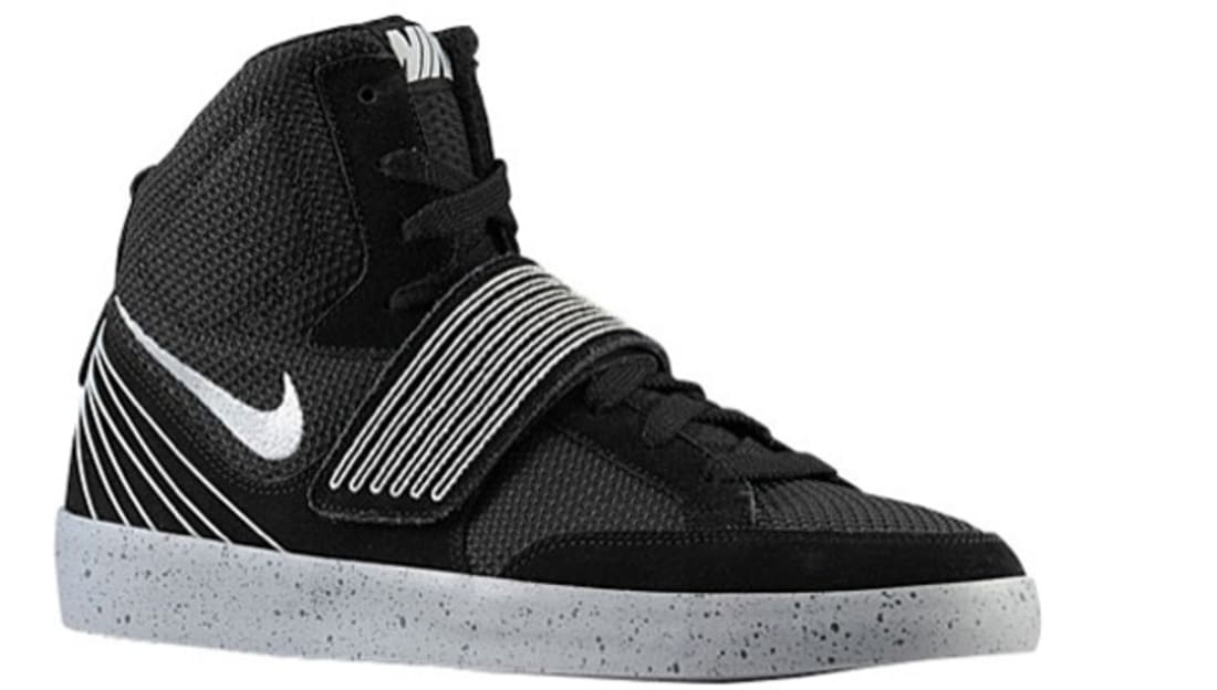Nike NSW Skystepper shoes black white