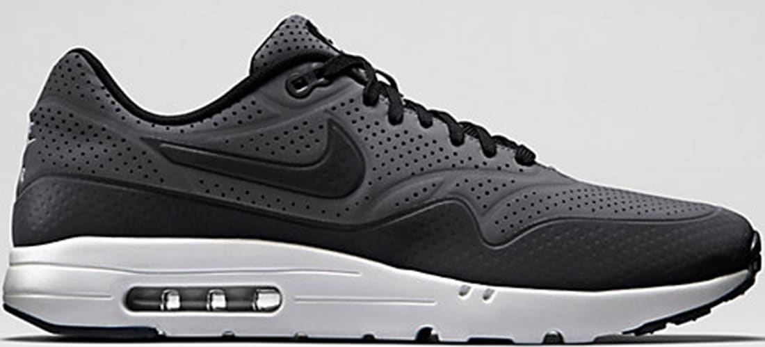 Nike Air Max 1 Ultra Moire Dark Grey/Flat Silver-Neutral Grey-Black
