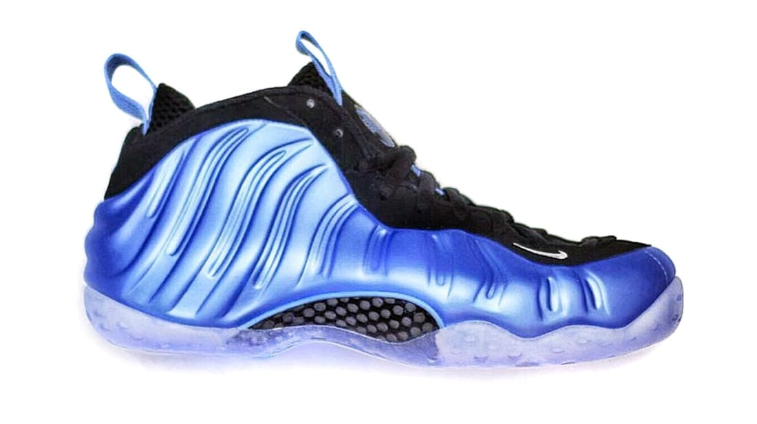 Nike Air Foamposite One University Blue