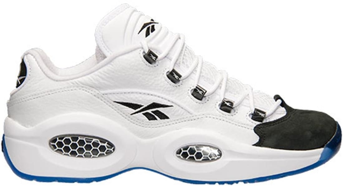 Reebok Question Low White/Black-Ice